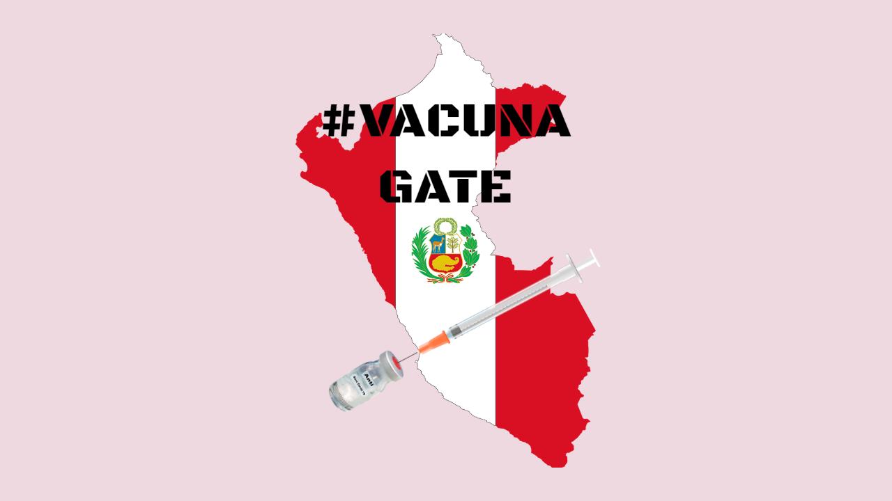 Vacunagate Lista de vacunados Perú Sinopharm